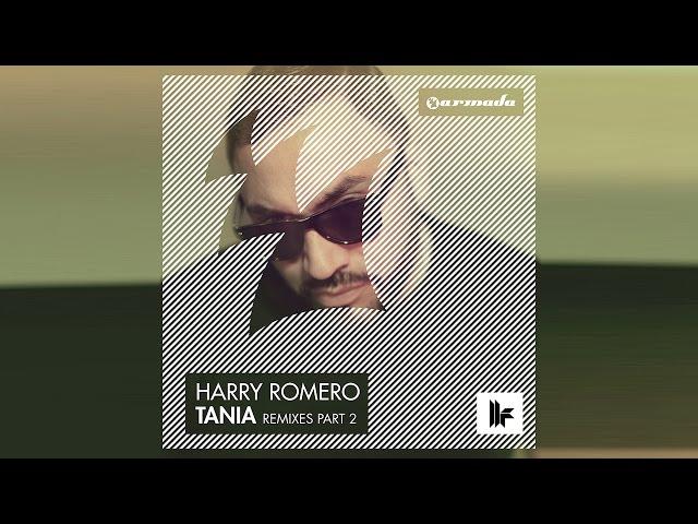 Harry Romero - Tania (Harry Romero 2014 Radio Edit)