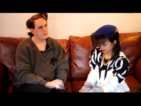 Meihui Liu interview Patrick Wolf for Secret Renderz-Vous