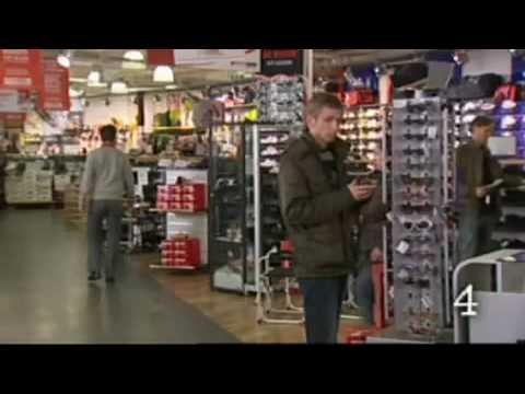 Kesslers Knigge - 10 Coisas - Segurança de Loja