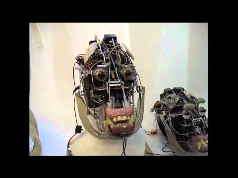 Animatronics Showreel 2011