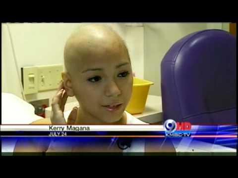Kmbc 9 News >> Leukemia Patient Dies After Meeting Grandma - YouTube