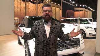 New Cars Trucks and SUVs from the 2019 New York International Auto Show Day 2