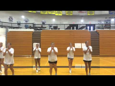 Fight Song - Band Dance