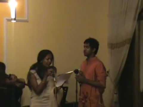 Chamaths Peduru Party...Chathurika Abeysekera + Ridma Weerawardena...