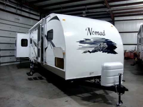 Nomad 307 Travel Trailer at Ohio Dealer Couchs Campers RV Service Center
