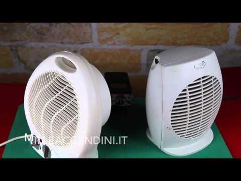 Relaxing Electric Heater ASMR Fan Sound