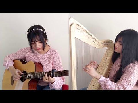 Kaun Tujhe - Palak Muchhal | M.S Dhoni - The Untold Story | Harp Cover | Guitar Cover - Piku Attri