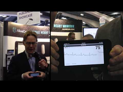 ECG on Your iPhone - Mobile Heart Monitor