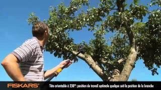 Coupe branches téléscopique multifonctions FISKARS