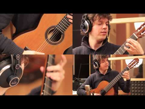 Adele - Don't You Remember (Classical guitar cover, Uros Baric)
