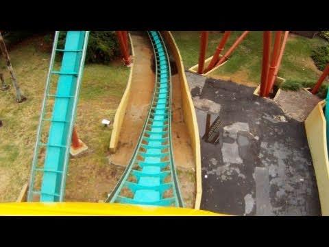 Kumba! Roller Coaster Front Seat (HD POV) On-Ride Busch Gardens Tampa Bay Florida