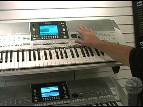 Yamaha PSR-S710 and PSR-S910 Arranger Keyboards Summer NAMM Demo