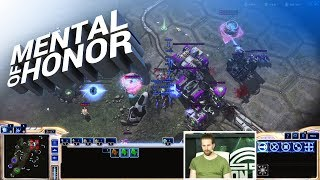 Starcraft II: Die Protoss/Zerg Baumstumpf Taktik | Mental of Honor | 07.06.2017
