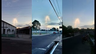 Apparition in Brazil Scares Residents. Photos Went Viral on the Internet (Video)