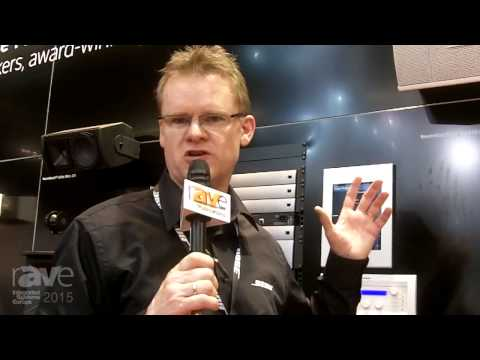 ISE 2015: Bose Features RoomMatch Utility RMU-108