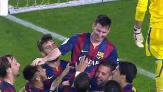 Lionel Messi - King of Barcelona (HD)