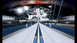 Ski Jumping 12 - Mobile Gameplay (session 2)