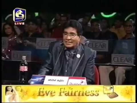 Marvin Silva - Kukku Patiya - Mega Star Swarnawahini video