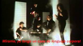 Queen - Body Language - Subtitulos en Español [High Definition]
