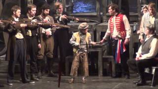 Watch Les Miserables Upon These Stones - Building The Barricade video
