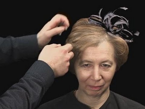 How To Style Hair For The Mother Of The Bride Youtube