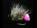 Fly Tying a Griffith's Gnat Variant Dry Fly by Mak