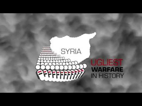 Infographic: The War in Syria