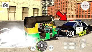 Juegos Android / Android Game: Drift هجولة RickShaw! - Funny Drift Game - Gameplay