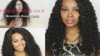 HOW I REVIVE MY CURLY HAIR & MAKE MY CURLS POP