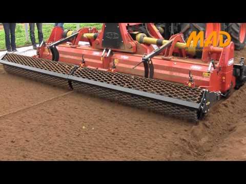 Orticoltura, tecnica in campo 2014: macchine per la coltivazione delle orticole