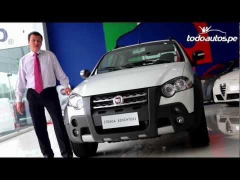 Fiat Strada Adventure en Perú I Video en Full HD I Presentado por