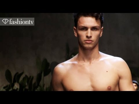 Dolce & Gabbana Men Spring/Summer 2013 Full Show | Milan Men's Fashion Week | FashionTV FMEN
