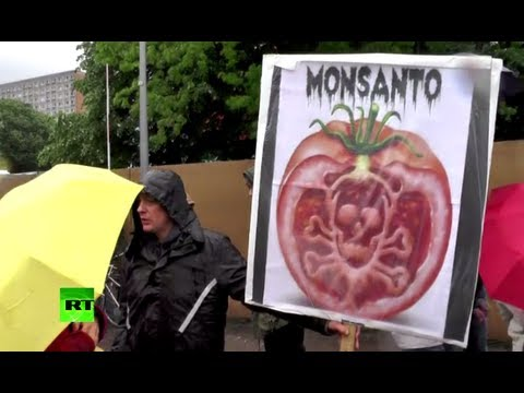March Against Monsanto: Global protest challenges biotech giant