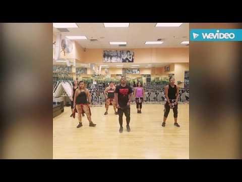Seany Dance fitness choreo Chris brown ft Tyga  holla at me