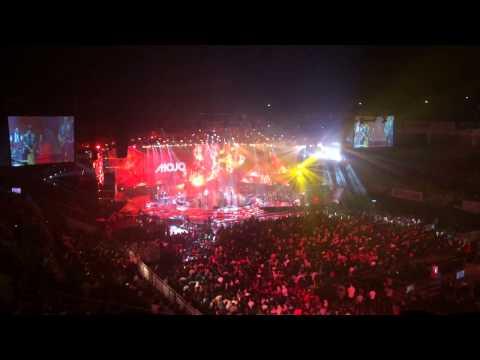 MOJO feat. Caliph Buskers - Romancinta (Live AJL29)