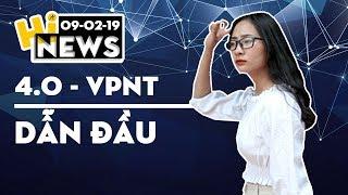 """VNPT tuyên bố dẫn đầu công nghệ 4.0, File PNG: """"Cánh tay phải"""" của Hackers I Hinews"""