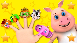 Nursery Rhymes Songs Collection | 60 min 3D English Nursery Rhymes
