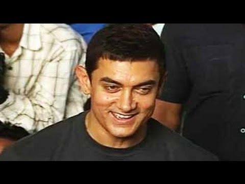 I am stubborn: Aamir Khan