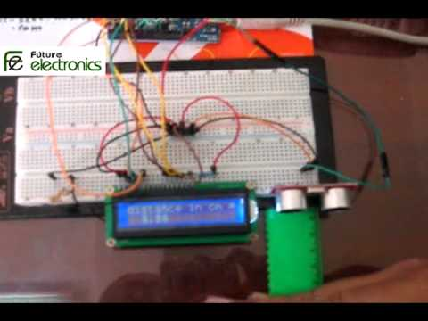 Arduino egypt/Arduino uno with ultrasonic sensor.mpg