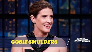 Cobie Smulders Rewards Her Husband's Faithfulness with Marvel Spoilers