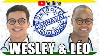 WESLEY SAFADÃO & LEO SANTANA Hit Do Carnaval CONTROLE DE QUALIDADE do VERÃO 2018
