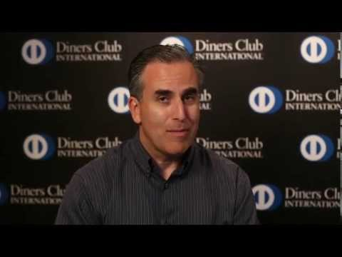 Diners Club | Social Media Marketing World | Interview with Michael Stelzner