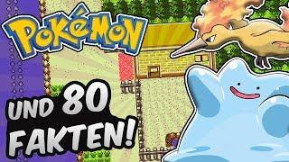 80 Fakten über Pokemon!