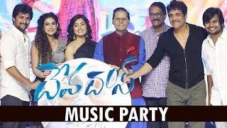 Devadas Audio Launch | DevaDas | Nagarjuna | Nani | Rashmika | Akhil| Samantha | Aakanksha