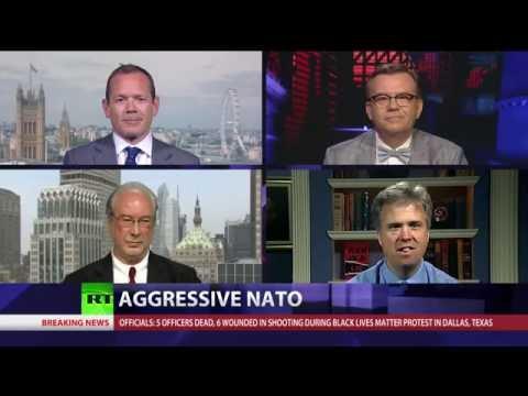 CrossTalk: Aggressive NATO