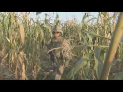 Combat Camera Video: 2/8 Marines Move to New Patrol Base, Firefight, Helmand Province, Afghanistan