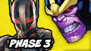 Avengers 2 Age of Ultron Kills Origin Stories