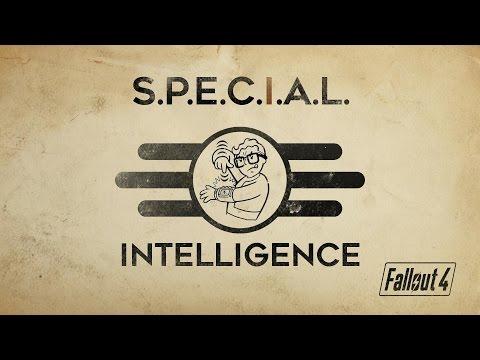 Fallout 4 S.P.E.C.I.A.L. - Интеллект (RUS SUB)