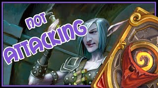 Nice 15 damage weapon you got there rogue... | Mill druid | The Boomsday Project | Hearthstone