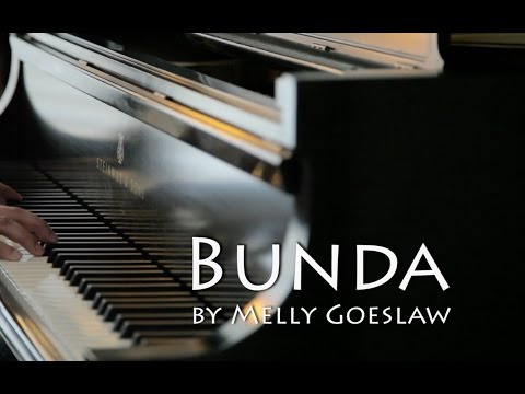 Bunda by Melly Goeslaw piano cover + lyrics